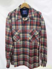 ウールブロックチェックシャツ PENDLETON