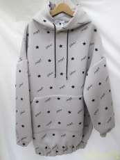 星ロゴパターンBIGフーディ|DOUBLE STANDARD CLOTHING