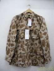バックプリントCAMOワークシャツ WACKO MARIA