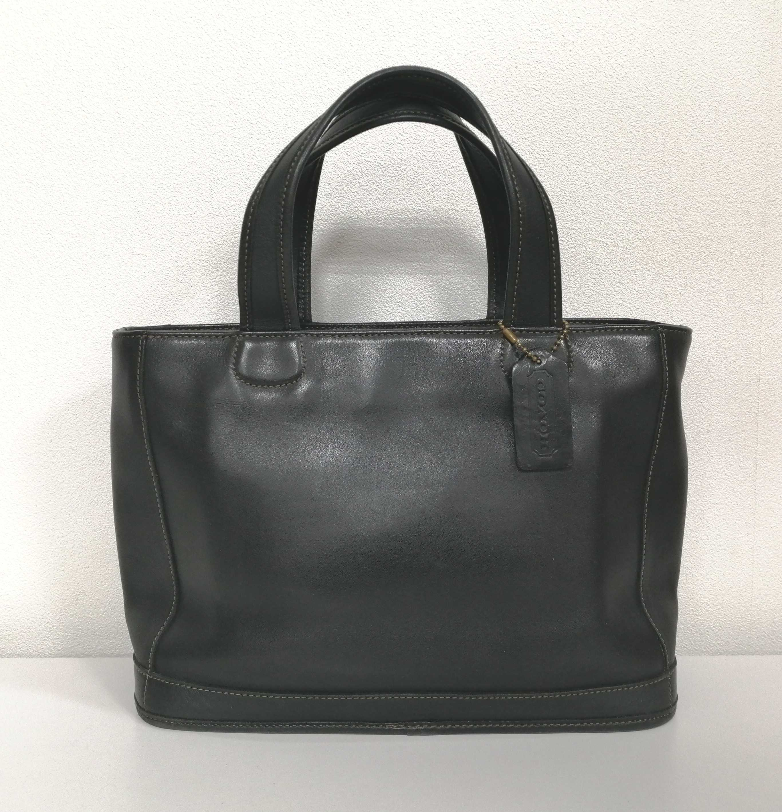 OLD COACH レザートートバッグ|COACH