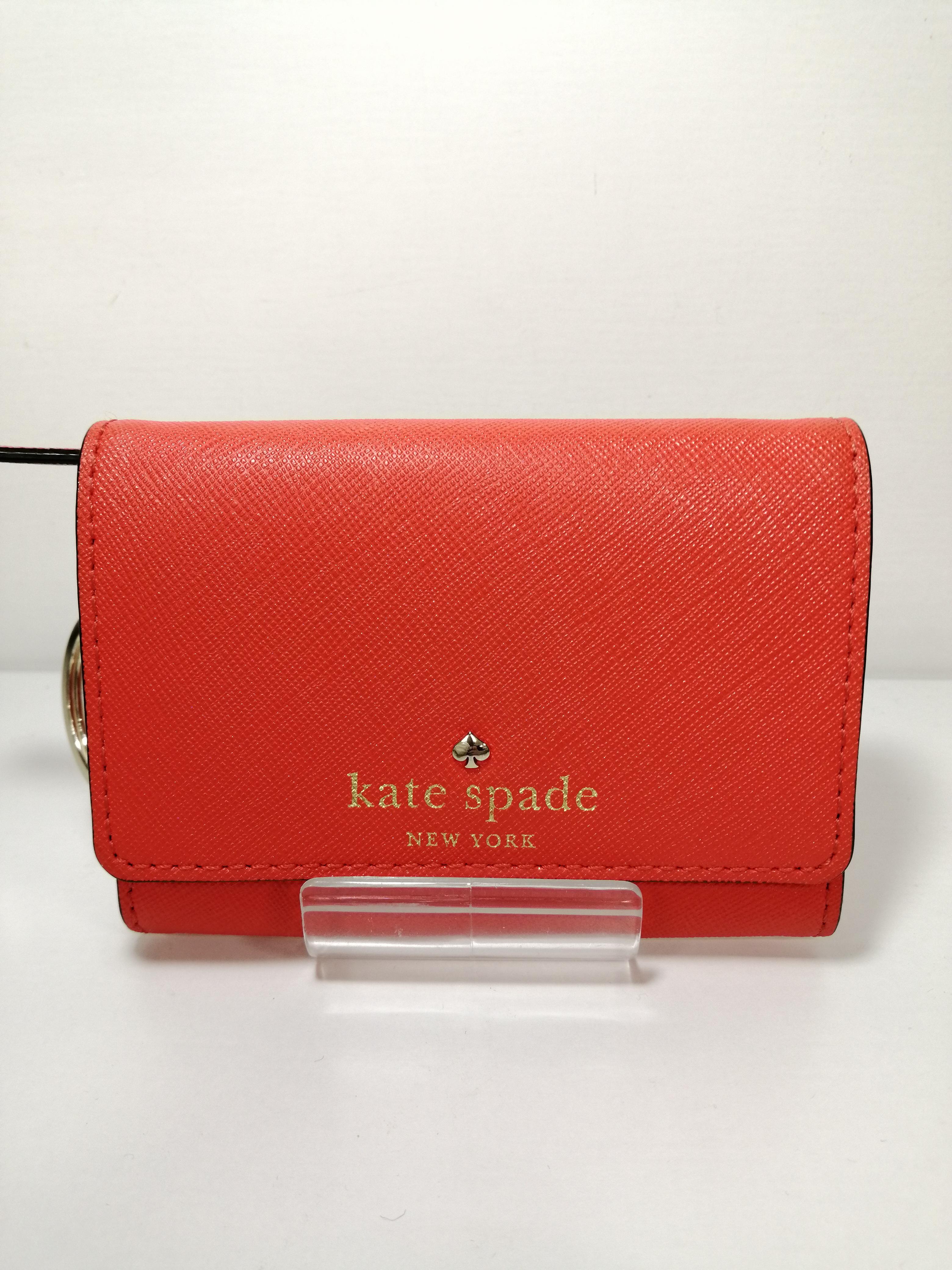 KATESPADE 2つ折り財布|KATESPADE