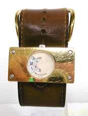 レザーバックルクォーツ腕時計|BALENCIAGA