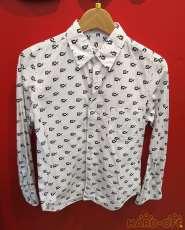 メンズロングスリーブシャツ|COMME DES GARCONS