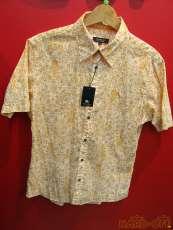 総柄ショートスリーブシャツ|BURBERRY BLACK LABEL