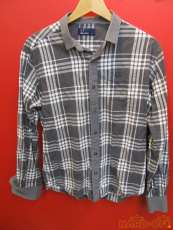 チェック柄LSシャツ|FRED PERRY