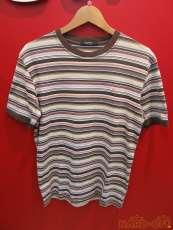 ボーダーショートスリーブTシャツ|BURBERRY BLACK LABEL