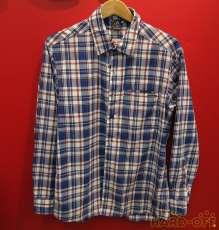 チェック柄LSシャツ|mont-bell