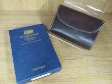 二つ折り財布|white house cox