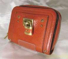 パディントン二つ折り財布|CHLOE
