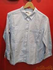 五分丈コットンシャツ|MHL,