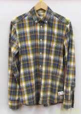 ロングスリーブシャツ KITSUNE