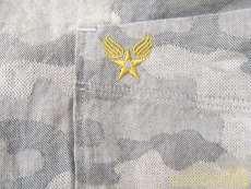 胸ポケット刺繍