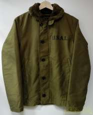 N-1デッキジャケット|ALPHA