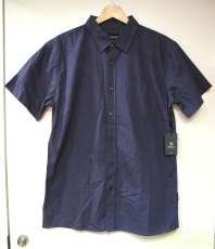 ショートスリーブコットンシャツ|BRIXTON