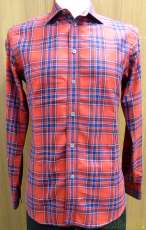タータンチェックボタンダウンシャツ|GIVENCHY