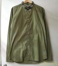 チェックカラーボタンYシャツ|KOLOR