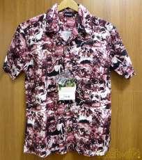 ショートスリーブシャツ WILD THINGS