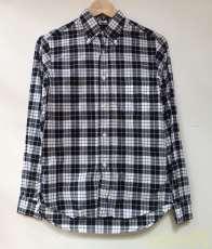 ボタンダウンギンガムチェックロングスリーブシャツ|INDIVIDUALIZED SHIRTS
