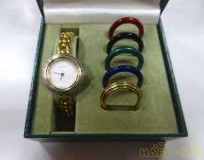 チェンジベゼル腕時計|GUCCI