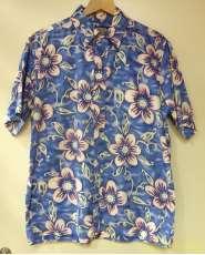 花柄ショートスリーブシャツ|REN SPOONER