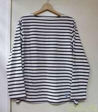 バスクシャツ ORCIVAL