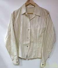 ストライプオープンカラーシャツ|BURBERRYS