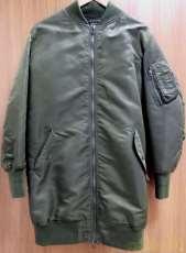 MA-1ロングジャケット|AMERICAN RAG CIE