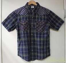 HSマルチチェックシャツ|COLUMBIA