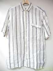 リネン半袖シャツ|LANVIN