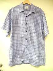 半袖チェックシャツ|LANVIN