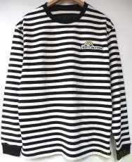 ボーダーサーフロングTシャツ|MARC JACOBS