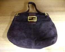 スウェードハンドバッグ|FENDI