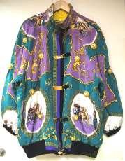 スカーフモチーフジャケット|伊太利屋