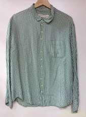 メンズギンガムチェックシャツ|SYUNGMAN CUCALA