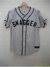ショートスリーブベースボールシャツ|SWAGGER