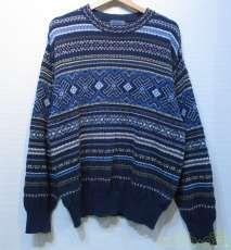 KENZO 柄セーター|kenzo
