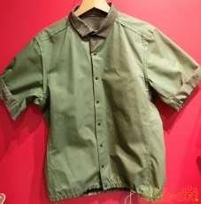 メッシュコットン半袖シャツ|KOLOR
