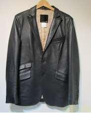 レザーテーラードジャケット|DOUBLE STANDARD CLOTHING