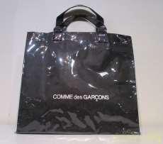 PVCバッグ COMME DES GARCONS