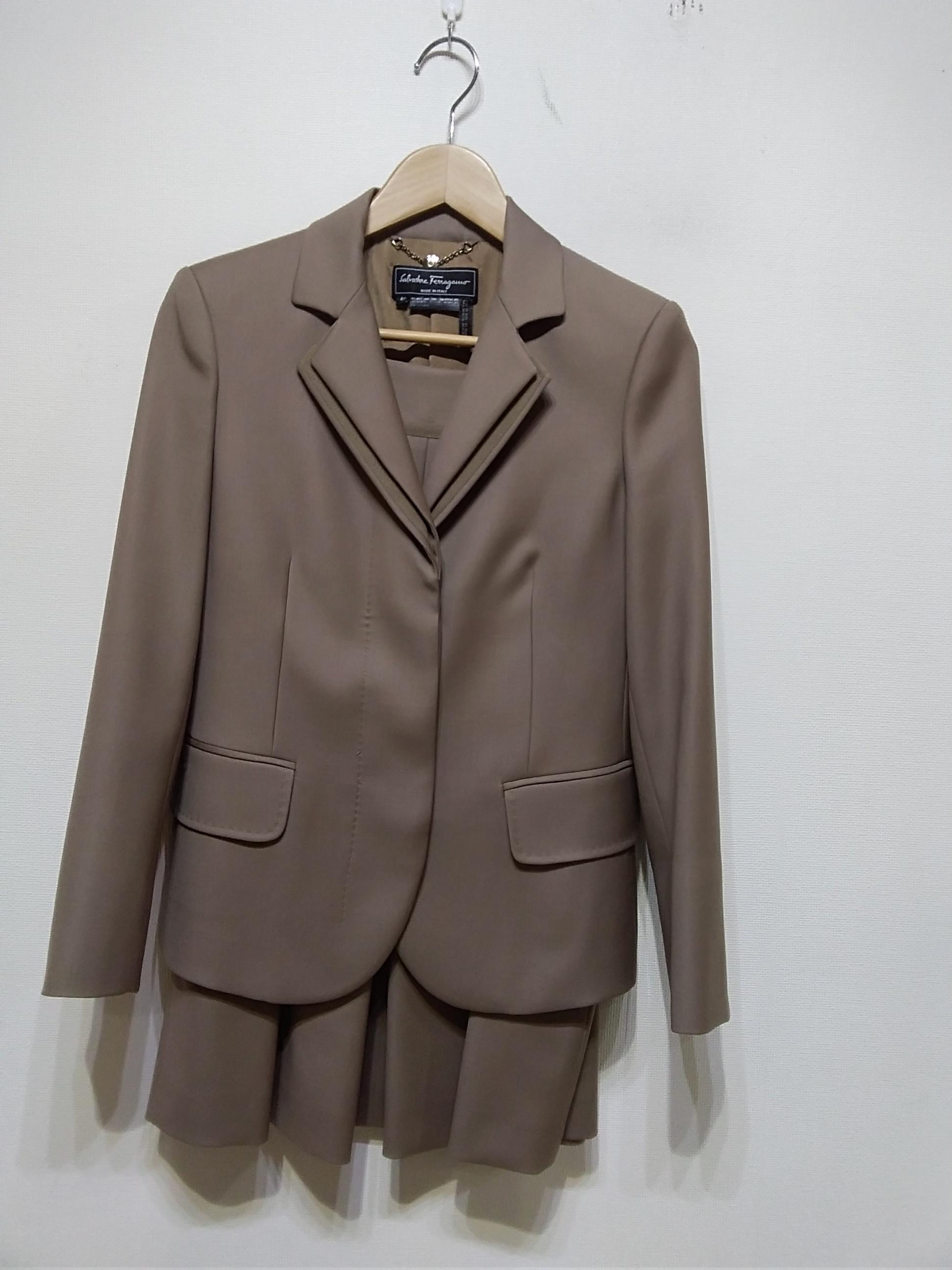 3Bスカートスーツ|SALVATORE FERRAGAMO