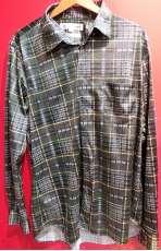 エステルチェックシャツ|COMME DES GARCONS SHIRT