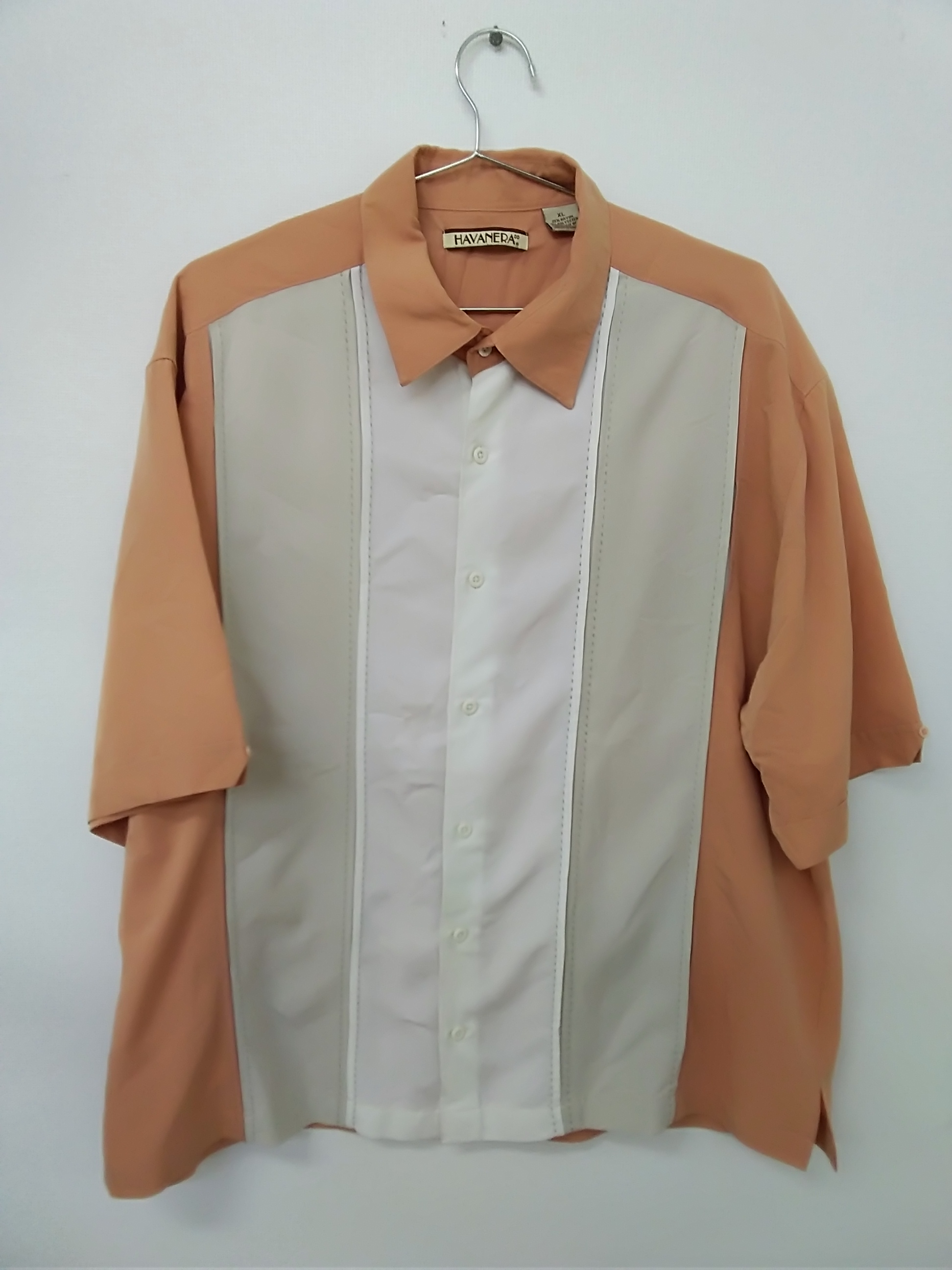 デザインSSシャツ|HAVANERA