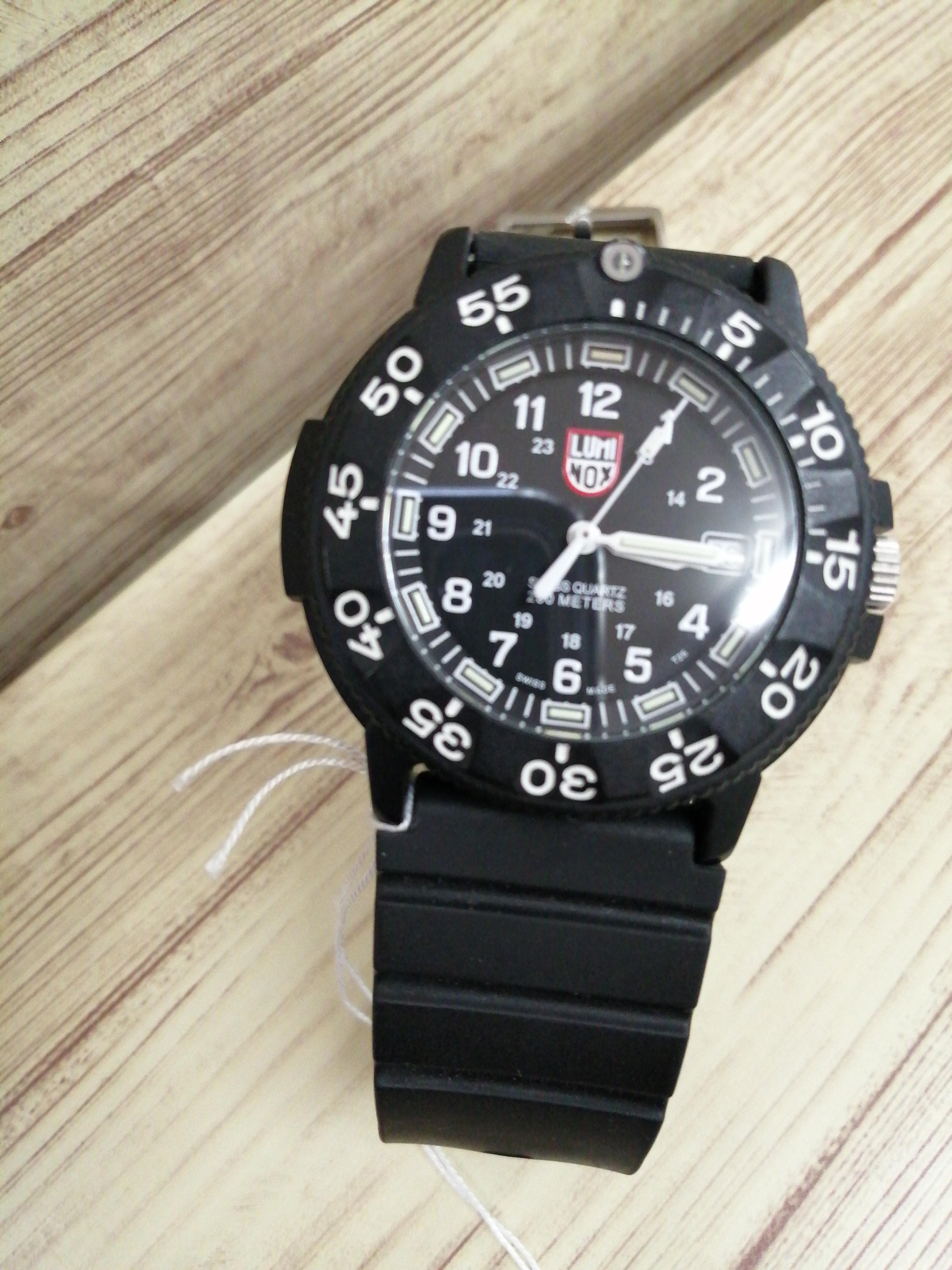 クオーツアナログ腕時計|LUMINOX