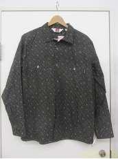 ロングスリーブシャツ BEN DAVIS
