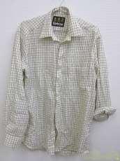 1Pチェック柄LSシャツ|Barbour