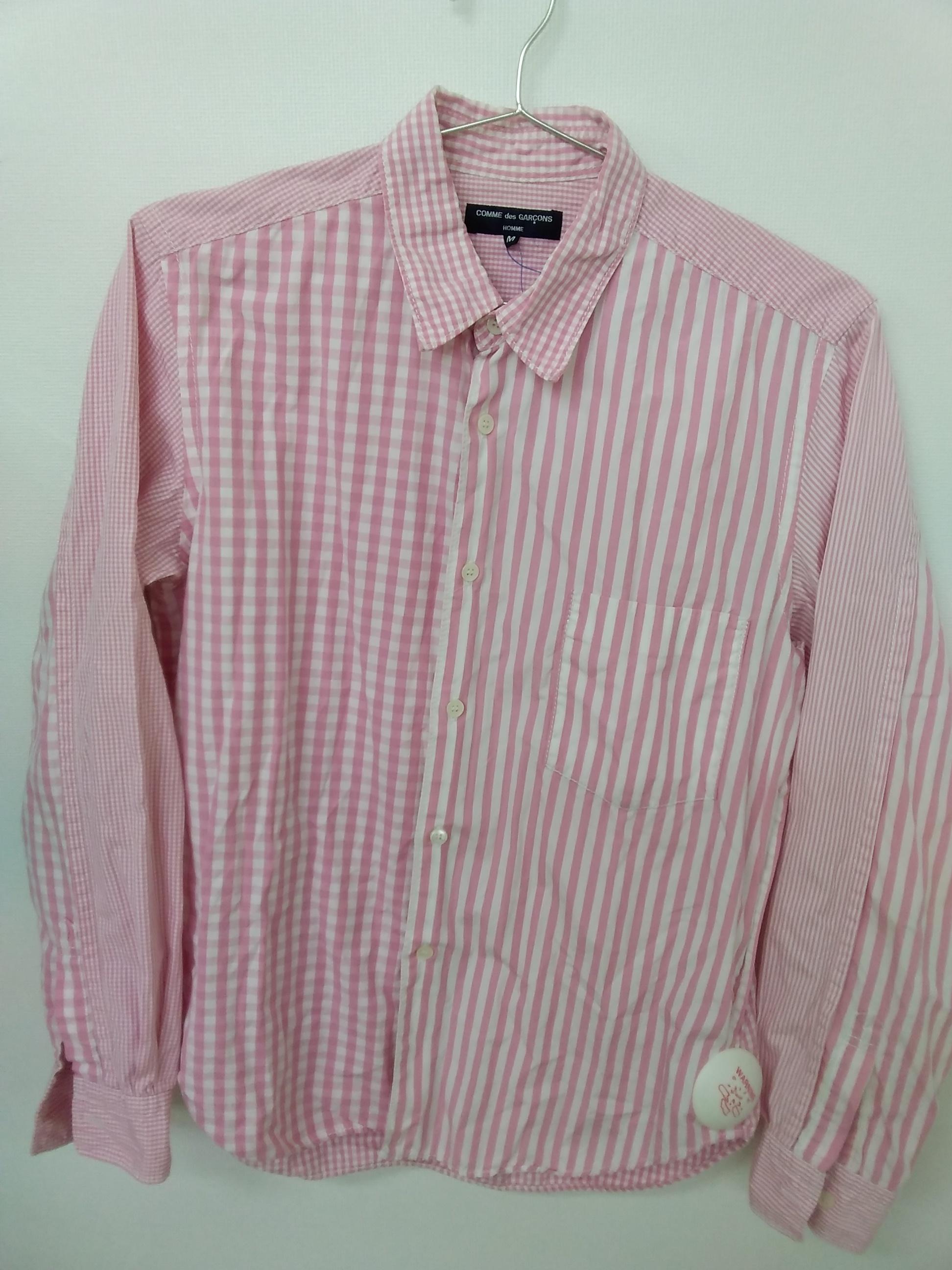 マルチデザインLSシャツ|COMME DES GARCONS HOMME