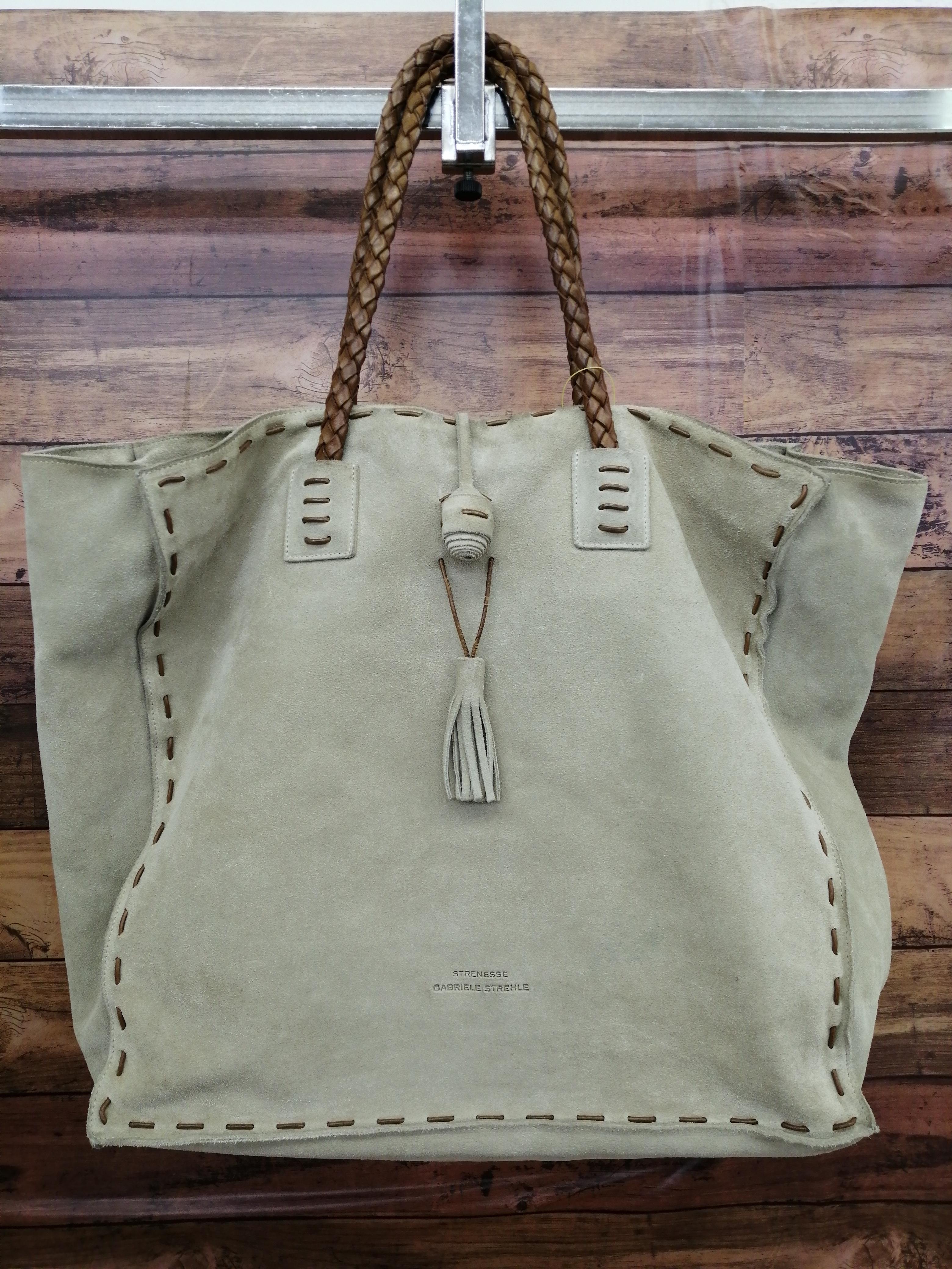 レザーハンドバッグ|GABRIELE STREHLE