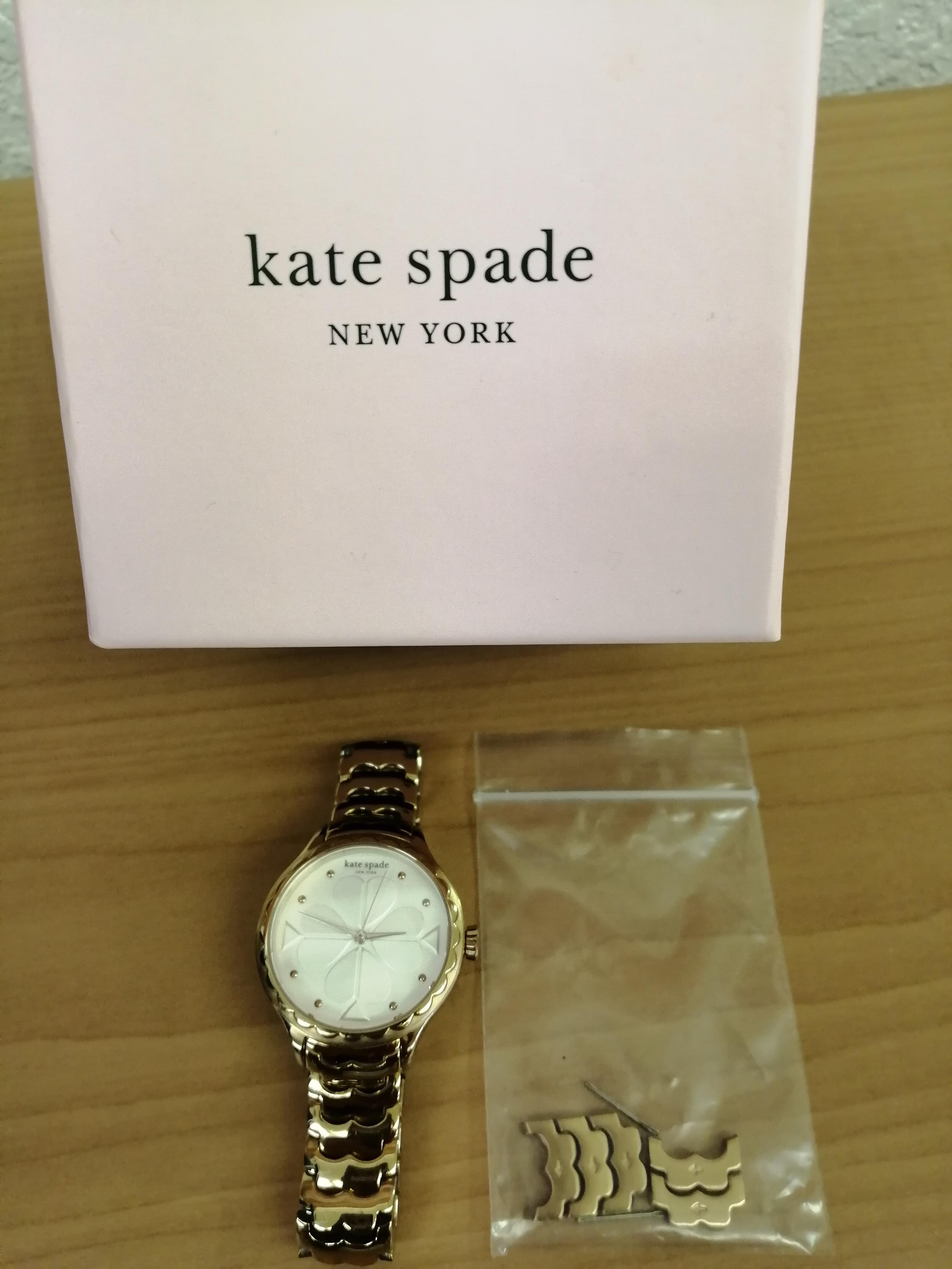 クローバー柄腕時計|KATE SPADE