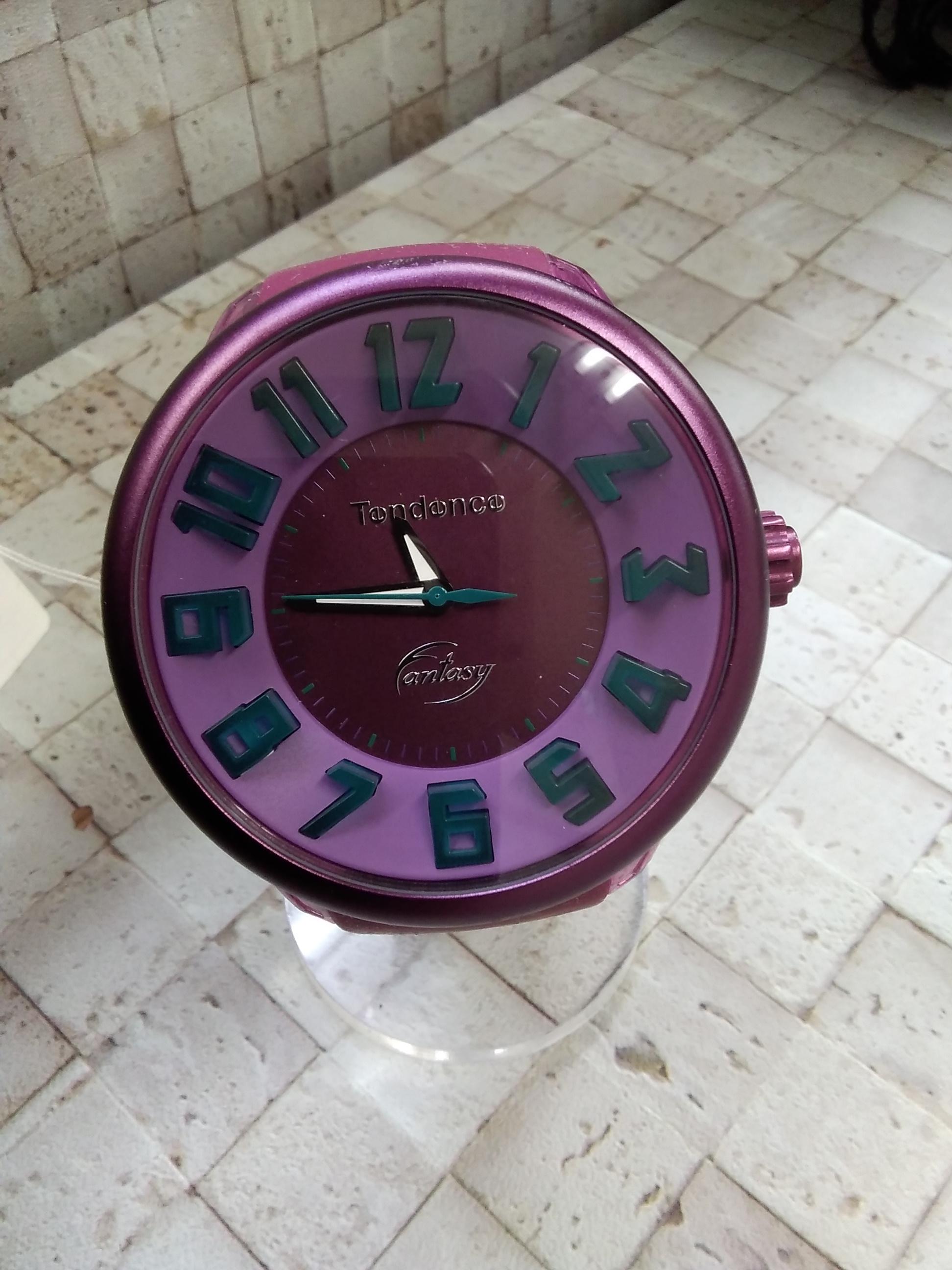 クオーツ腕時計|TENDENCE