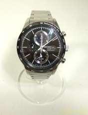 クロノグラフソーラー腕時計|SEIKO